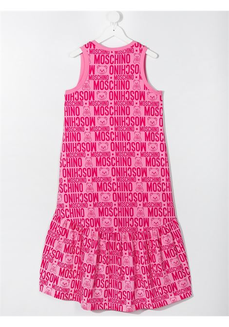 MOSCHINO KIDS | Dress | HDV0A5LBB5985557T