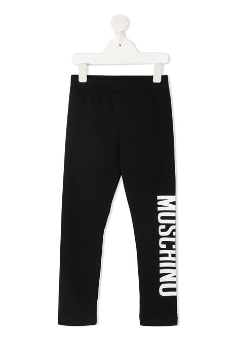 MOSCHINO KIDS | Leggins | HLP03ULBA0060100