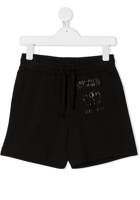 shorts moschino junior MOSCHINO KIDS | Shorts | HNQ002LDA2560100