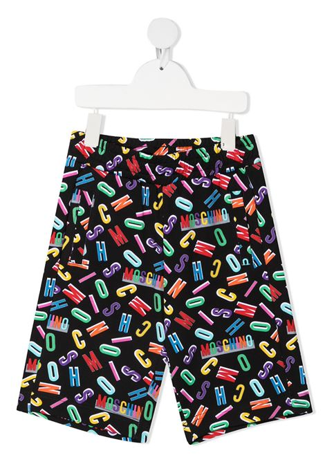 shorts moschino junior MOSCHINO KIDS | Shorts | HNQ005LDB5683407