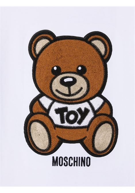 MOSCHINO KIDS |  | HOM02XLBA1010101T