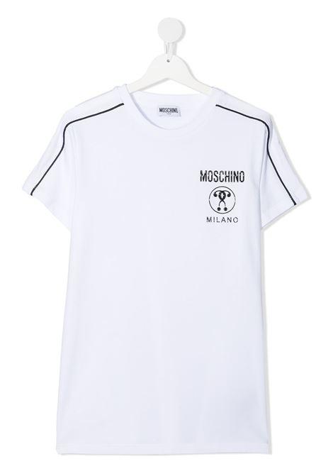 MOSCHINO KIDS |  | HUM032LBA1010101T