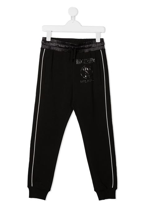 MOSCHINO KIDS | Trousers | HUP04KLDA2560100