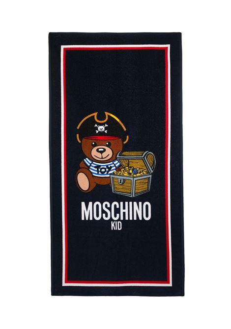 MOSCHINO KIDS |  | HUX01BLGA1040016