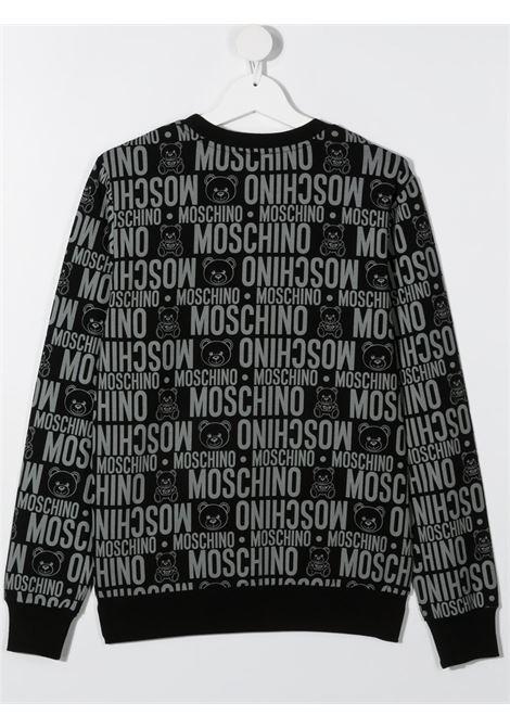 MOSCHINO KIDS | Sweatshirt | HZF039LDB5184027T