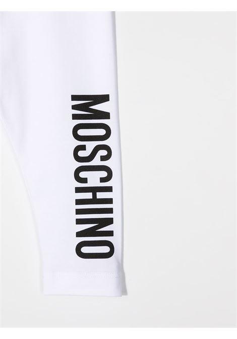 MOSCHINO KIDS | Leggins | M2P02BLBA0010101