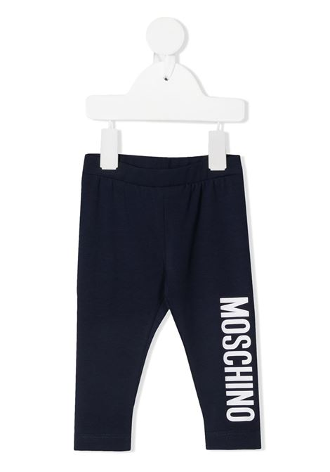 MOSCHINO KIDS | Leggins | M2P02BLBA0040016