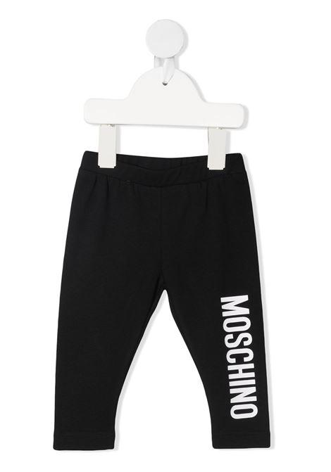 MOSCHINO KIDS | Leggins | M2P02BLBA0060100