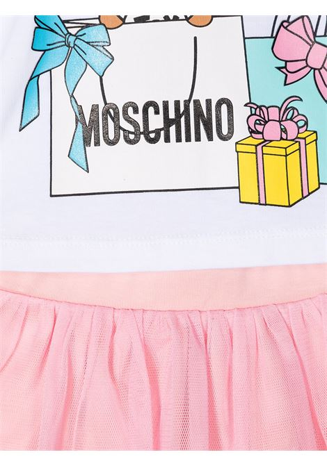 completo moschino baby MOSCHINO KIDS | Completo | MDG00ALBA0082543
