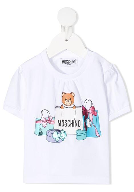 MOSCHINO KIDS |  | MDM02TLBA0010101