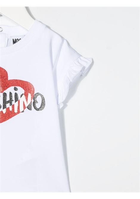t-shirt moschino baby MOSCHINO KIDS | Tshirt | MDM02WLBA0010101