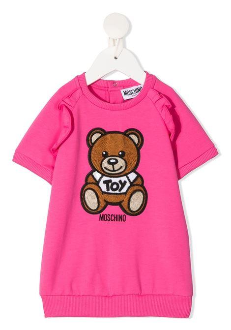 MOSCHINO KIDS | Dress | MDV08OLDA0050533
