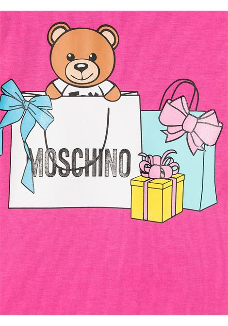 MOSCHINO KIDS | Dress | MDV08SLBA0050533