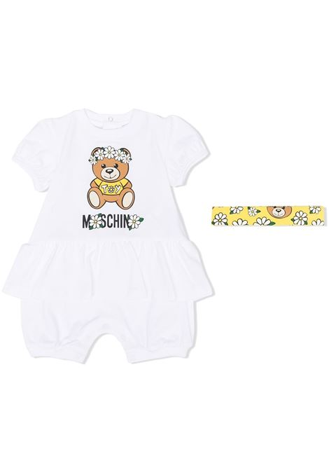 completo moschino baby MOSCHINO KIDS | Set pagliacetto | MDY00NLBA0010101