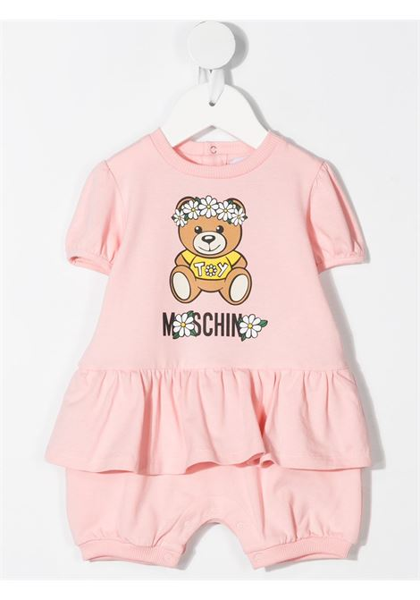 completo moschino baby MOSCHINO KIDS | Set pagliacetto | MDY00NLBA0050209