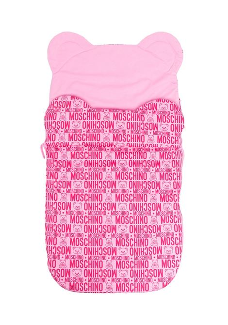 MOSCHINO KIDS | Sleeping bag  | MME00CLAB2585557