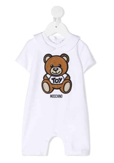 MOSCHINO KIDS | Mini Suit | MMT01HLBA1010101