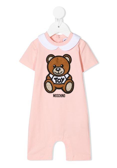 tuta moschino baby MOSCHINO KIDS | Tutina | MMT01HLBA1050209