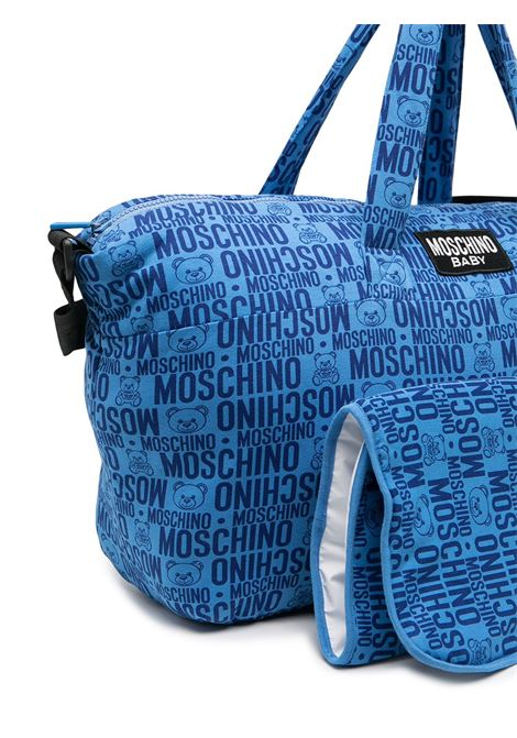 MOSCHINO KIDS | Nursery | MMX03ALDB4985556