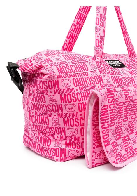 MOSCHINO KIDS | Nursery | MMX03ALDB4985557
