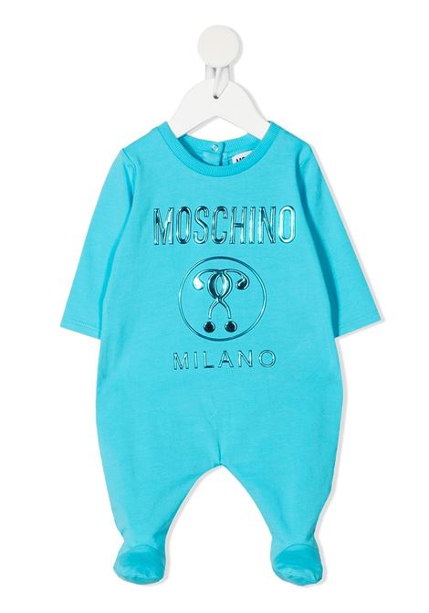 MOSCHINO KIDS | Set suit | MMY02TLBA1040522