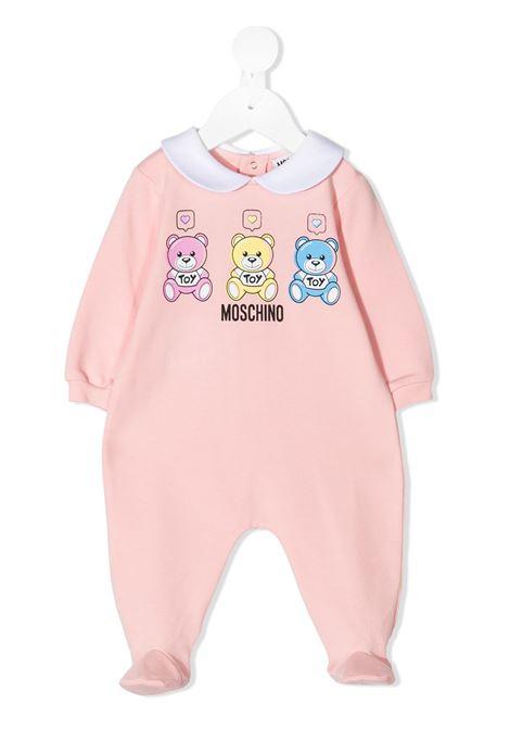 tuta moschino baby MOSCHINO KIDS | Tutina | MNT01OLDA0050209