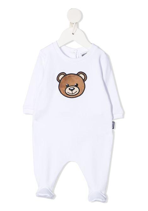 tuta moschino baby MOSCHINO KIDS | Tutina | MPT01JLDA1310101