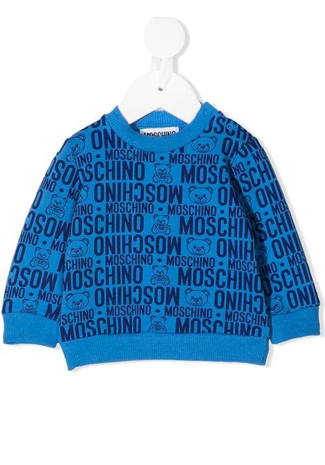 MOSCHINO KIDS   Sweatshirt   MTF03ELDB4985556