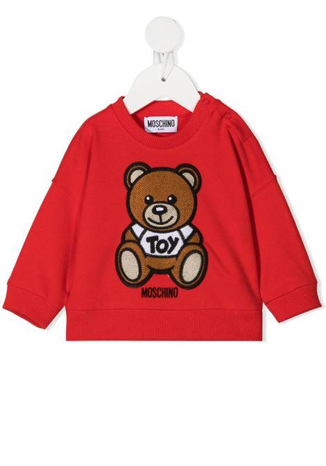 MOSCHINO KIDS   Sweatshirt   MUF03ILDA0050109