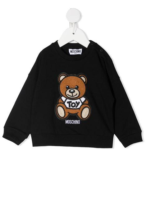 MOSCHINO KIDS | Sweatshirt | MUF03ILDA0060100