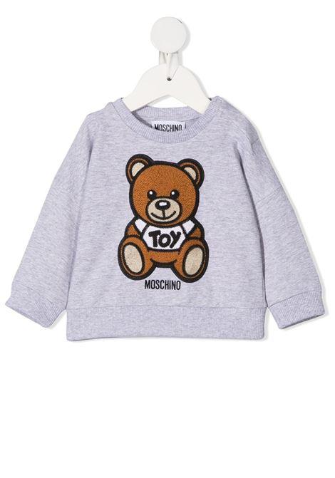 maglia moschino baby MOSCHINO KIDS | Felpa | MUF03ILDA0060926