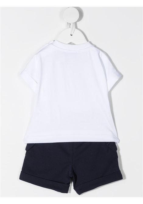 completo t-shirt e short moschino baby MOSCHINO KIDS | Completo | MUG009LBA0884017