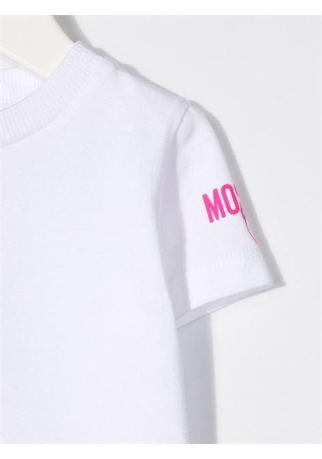 completo t-shirt e salopette moschino baby MOSCHINO KIDS   Completo   MUG00CLDB4985557
