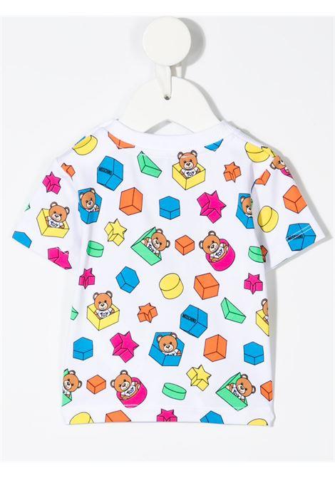 t-shirt moschino baby MOSCHINO KIDS | Tshirt | MUM02JLBB5384304
