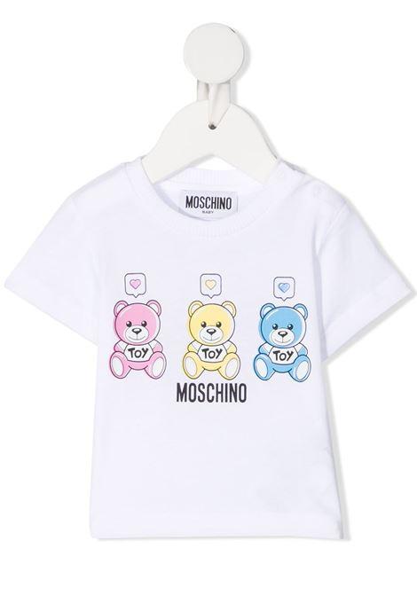 MOSCHINO KIDS |  | MUM02KLAA0310101