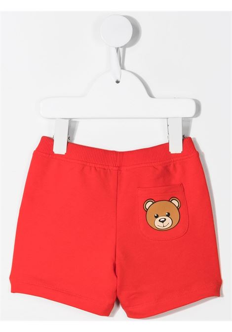 MOSCHINO KIDS | Shorts | MUQ00CLDA2750109