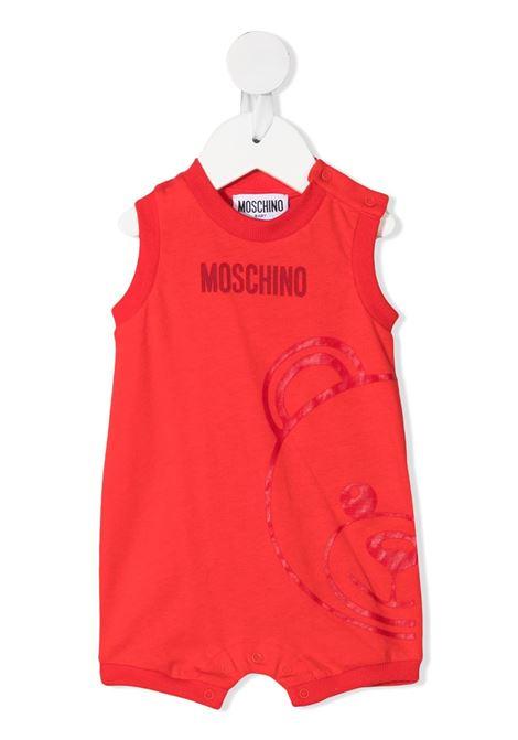 MOSCHINO KIDS | Romper | MUT020LAA1750109