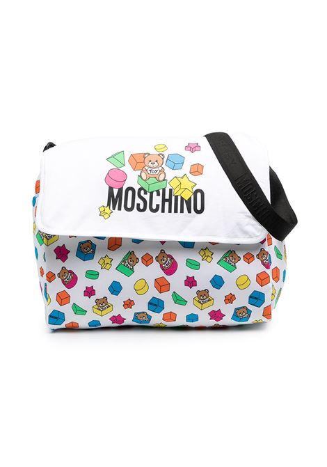 MOSCHINO KIDS | Nursery | MUX03ILBB5384304