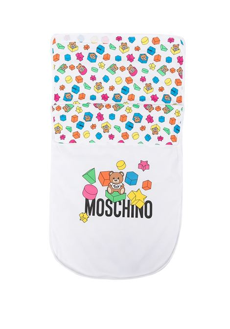 MOSCHINO KIDS | Sleeping bag  | MUX03JLBA0884304