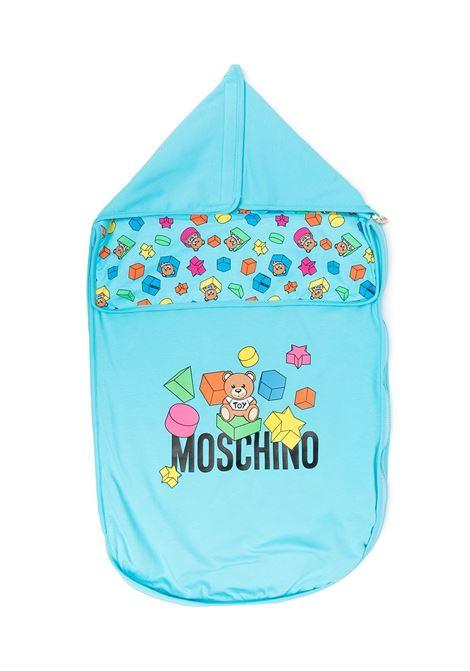 sacco nanna moschino baby MOSCHINO KIDS | Sacco nanna | MUX03JLBA0885837