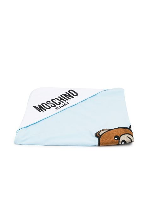 MOSCHINO KIDS | Blanked | MUX03LLBA1040304