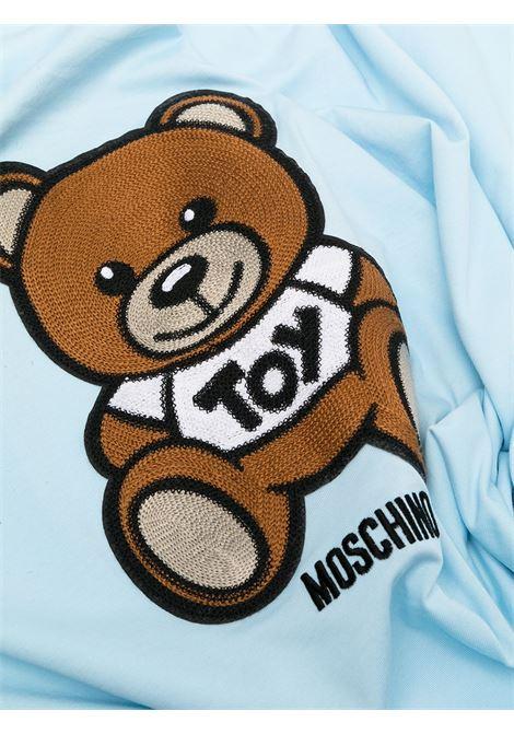 MOSCHINO KIDS | Blanked | MUX03LLBA1040304