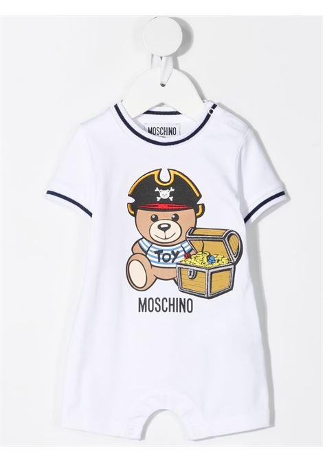 MOSCHINO KIDS |  | MUY03ALBA0810101