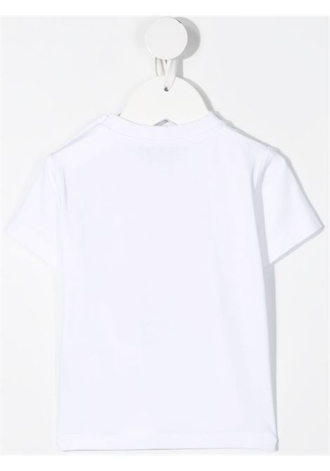 tshirt moschino baby MOSCHINO KIDS | Tshirt | MWM02ALBA0810101