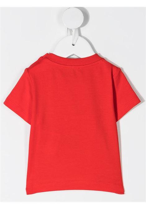 tshirt moschino baby MOSCHINO KIDS | Tshirt | MWM02ALBA0850109