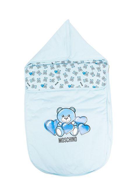 sacco nanna moschino baby MOSCHINO KIDS | Sacco nanna | MXE005LAA0382162