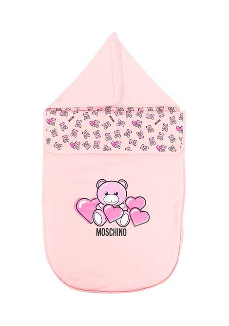 sacco nanna moschino baby MOSCHINO KIDS | Sacco nanna | MXE005LAA0383343