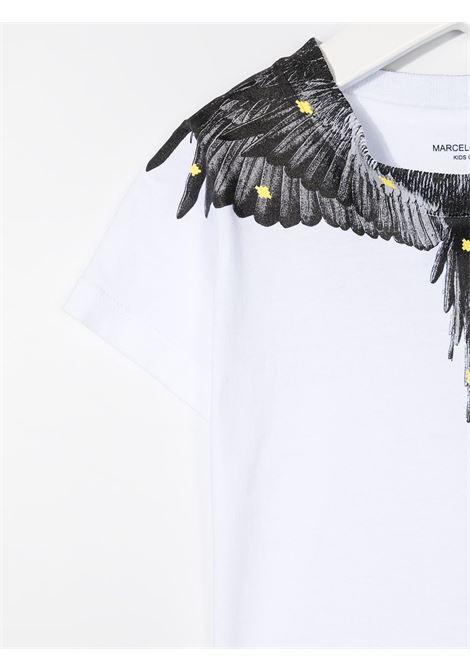 marcelo burlon kids tshirt wings cross Marcelo burlon | Tshirt | MB14170010B000