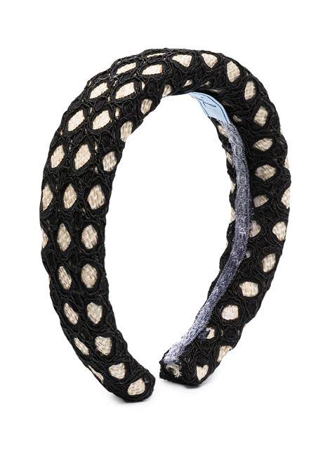 Mi mi sol | Headband | MAFR039TS0431BLK