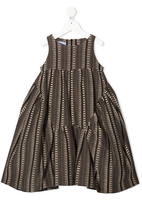 Mi mi sol | Dress | MFAB227LUTS0433BLK